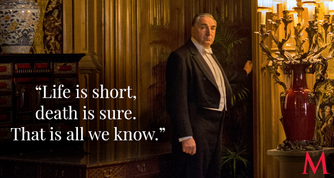 Downton Abbey Season 6 Recap Best Quotes From Episode 5 5