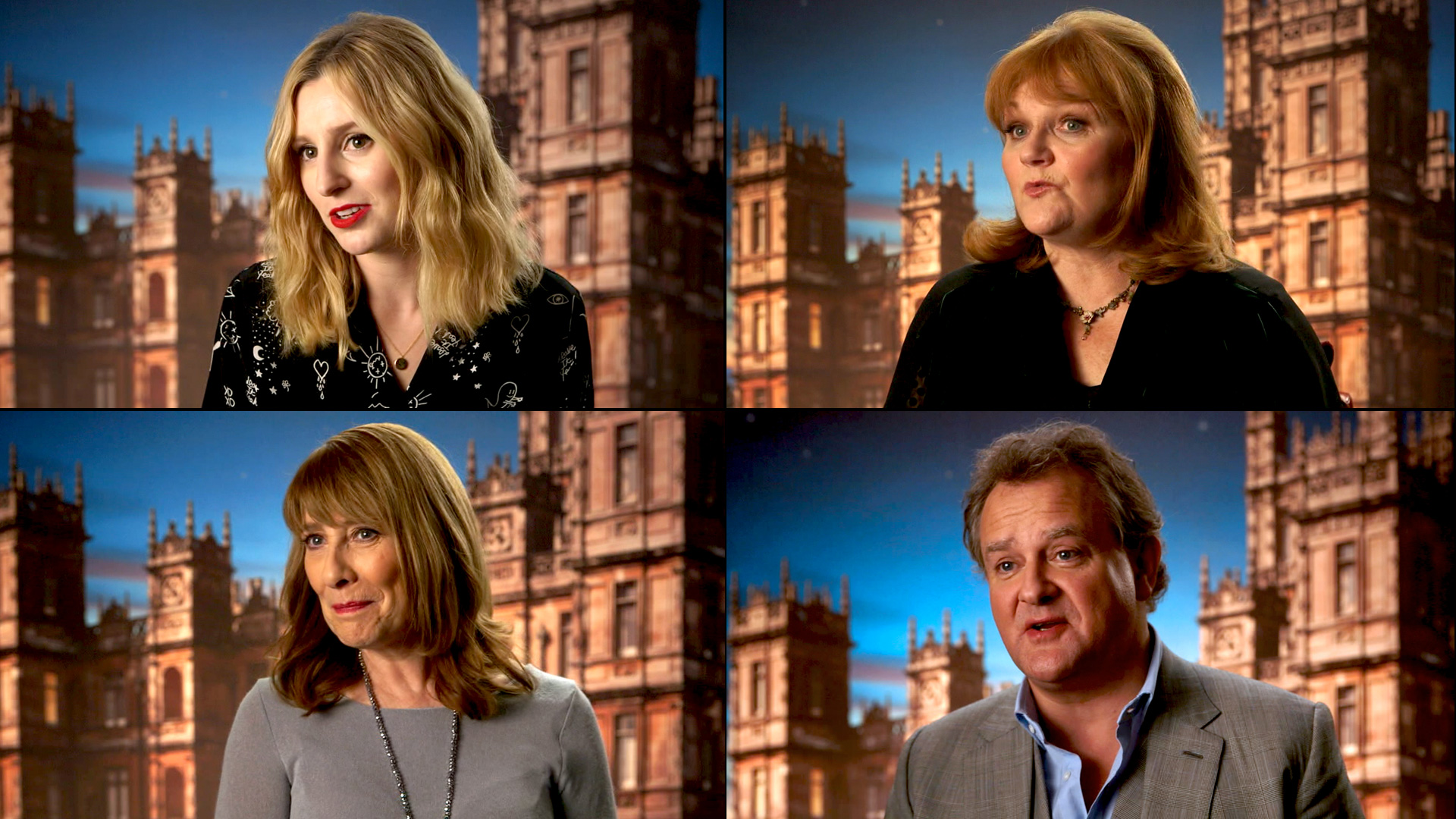 Downton Abbey 5 Cast Hopes For Season 6 Season 5