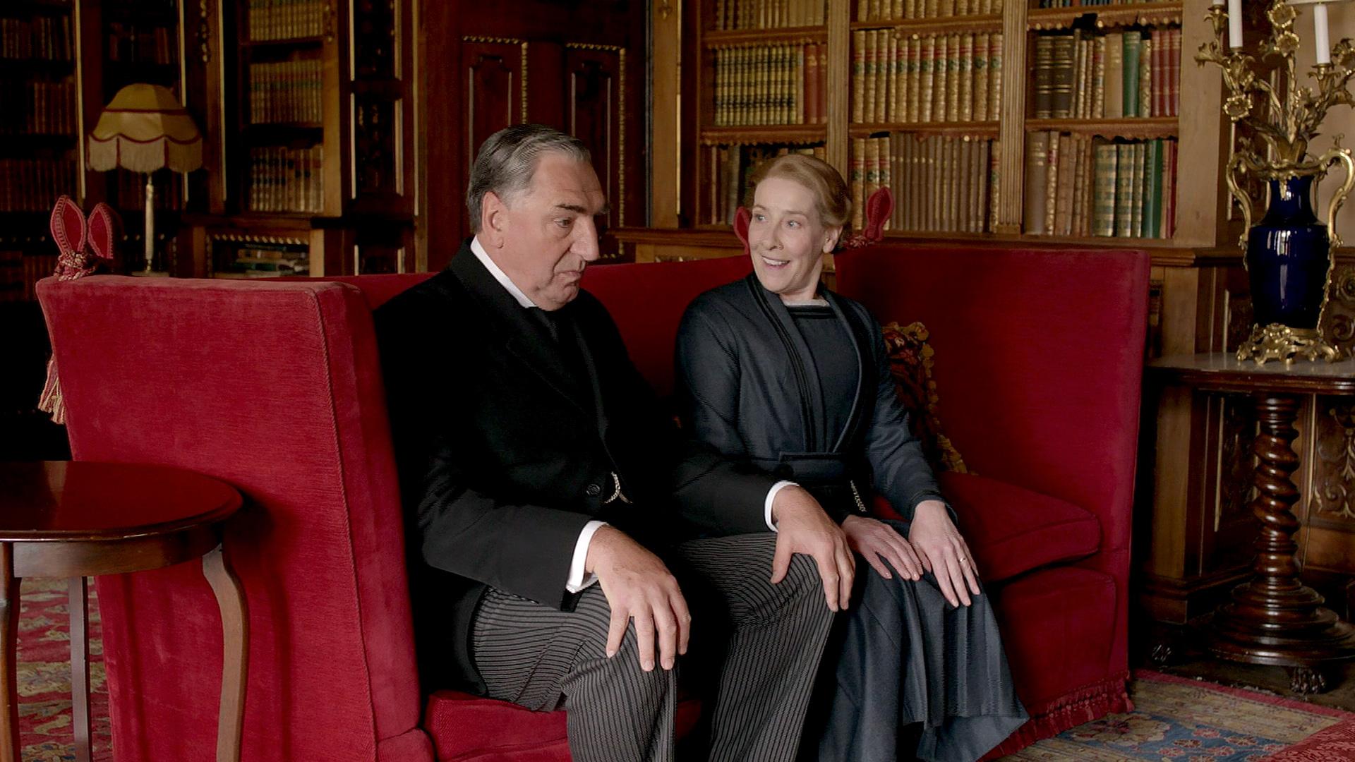 Downton Abbey: Romance in Season 6 | Season 6 | Downton ...
