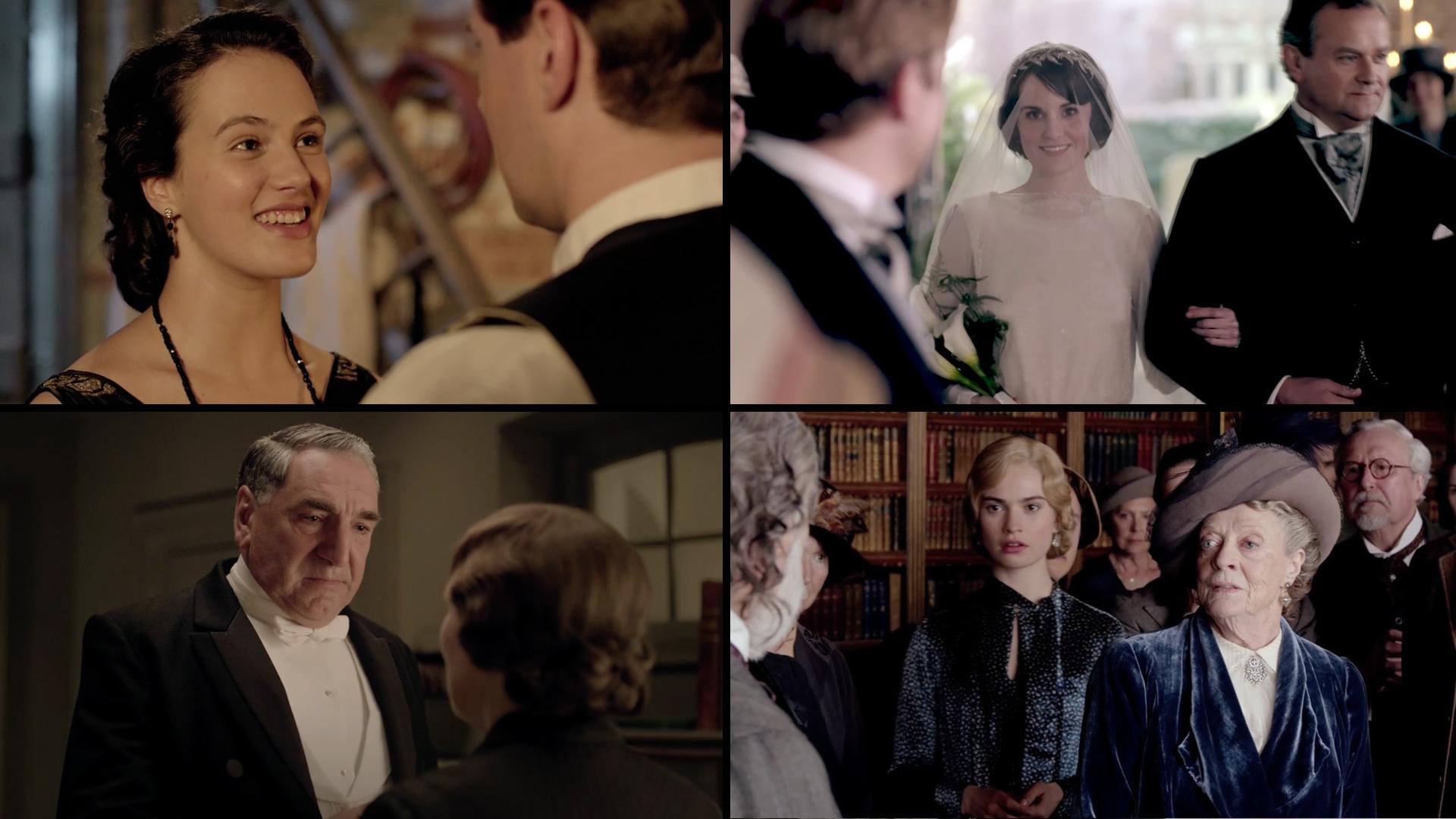 Downton Abbey: 50 Most Memorable Moments | Season 6 ...