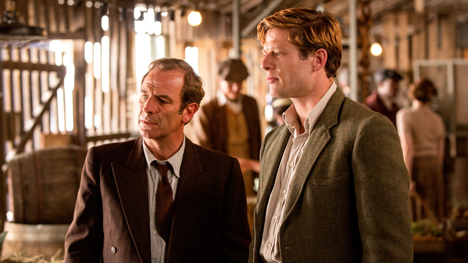 Grantchester: Episode 5 Slideshow | 5. Episode 5 | Season 1 ...