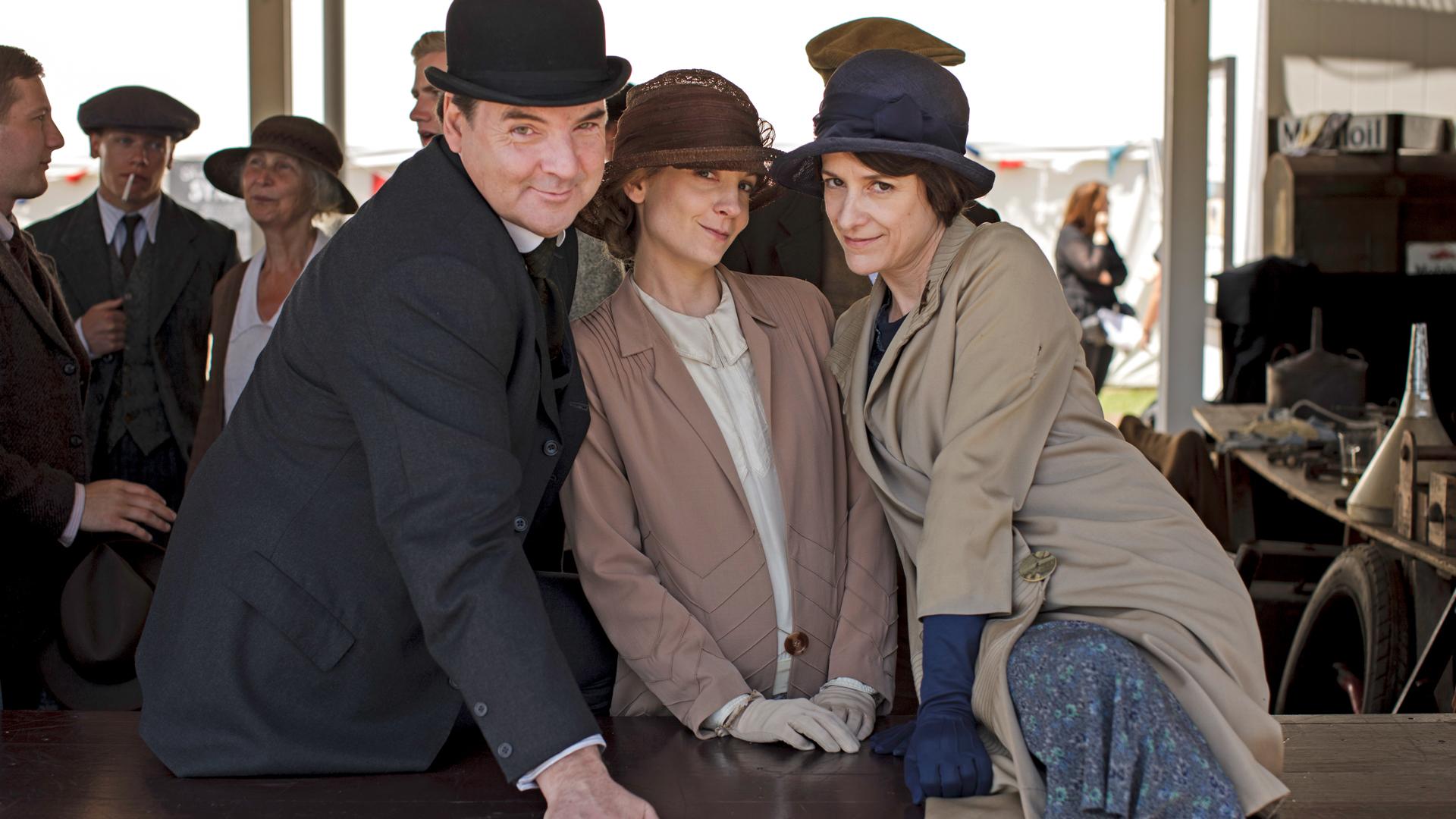 Downton Abbey, Season 6: Episode 7 Behind the Scenes | 7. Episode 7 | Season 6 | Downton Abbey ...