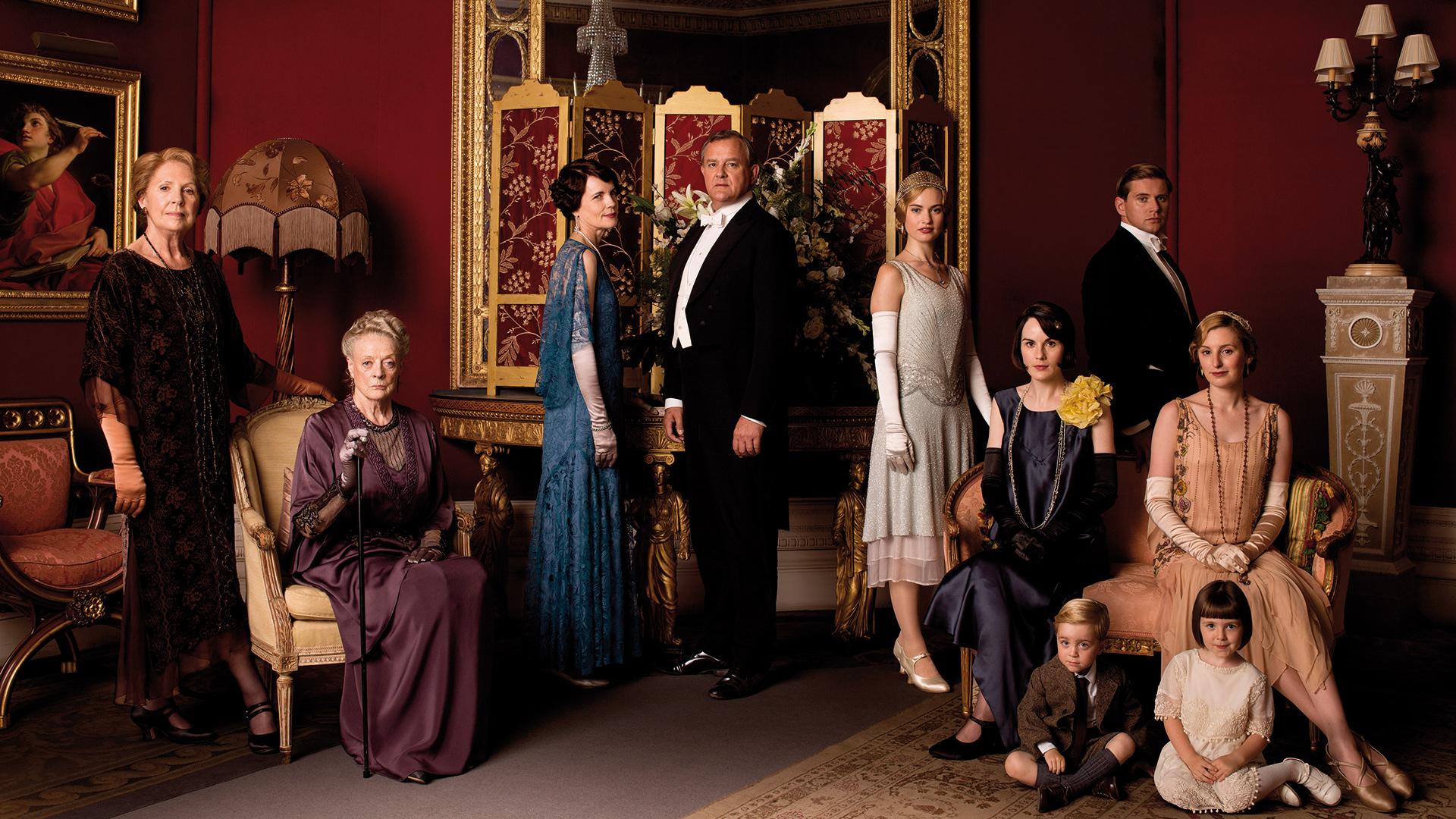 Downton Abbey, Season 6: Celebrate the Final Season ...