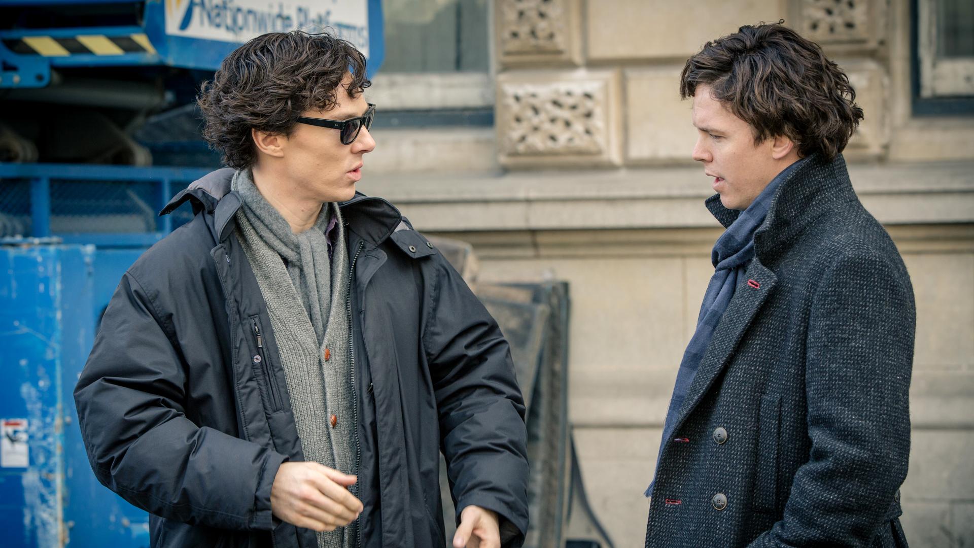 Sherlock Holmes Serie Online